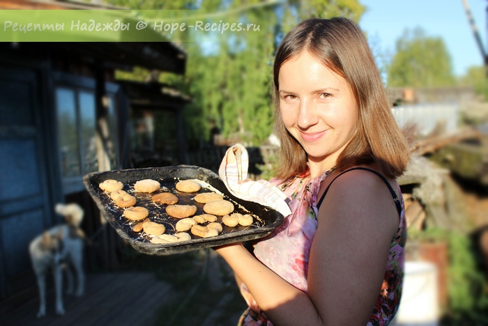 Обожаю готовить что-нибудь вкусненькое)