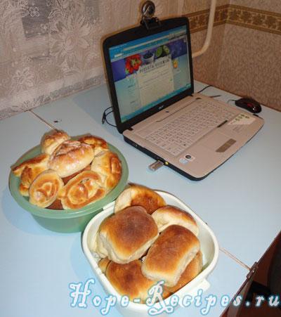 Пирожки от Надюши