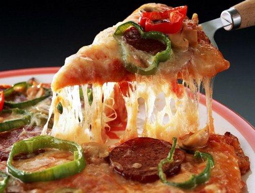 Пицца по-неапольски