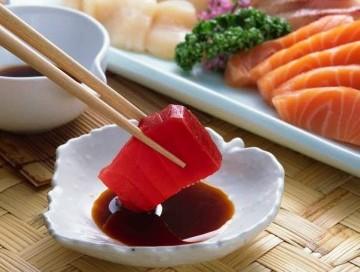 Японская кухня покоряет сердца