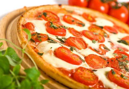 Пицца по-римски