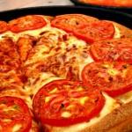 Томатная пицца