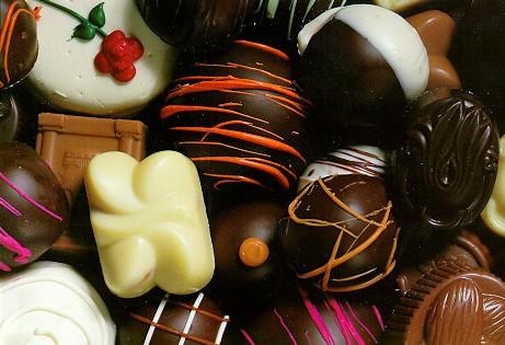 Балуемся шоколадом