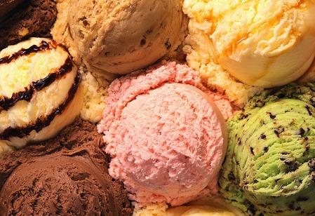 Вкуснейшее мороженое