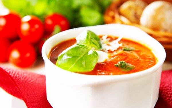 Суп из помидоров Томатина