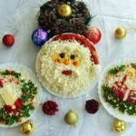 Новогодние блюда 2012