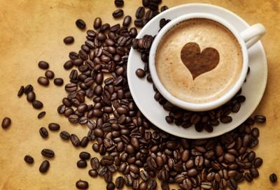 Вкусный кофейный напиток