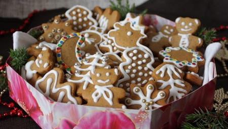 вкусный подарок друзьям - пряное печенье