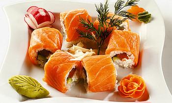 Вкуснейшие японские роллы дома!
