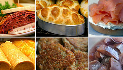 Национальные блюда евреев
