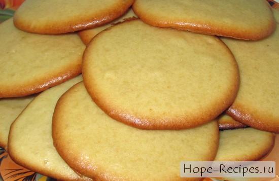 соленое печенье на рассоле рецепт