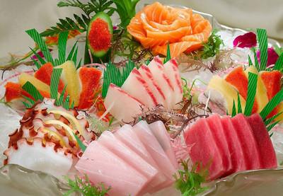 Колорит японской кухни