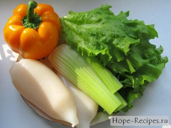 Что нужно для салата?