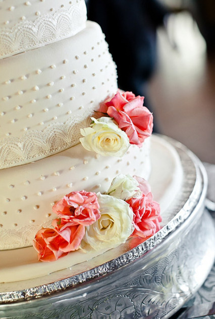Торт на свадьбу как произведение