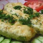 Готовим вкусное блюдо из кабачков