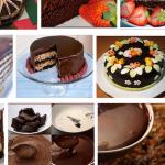 Печем дома шоколадный торт