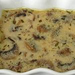 Вкусный рецепт грибного супа