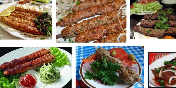 Вкусный люля-кебаб по-турецки