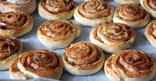 Ароматные и очень вкусные булочки