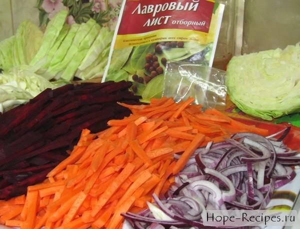 Рецепт квашения капусты