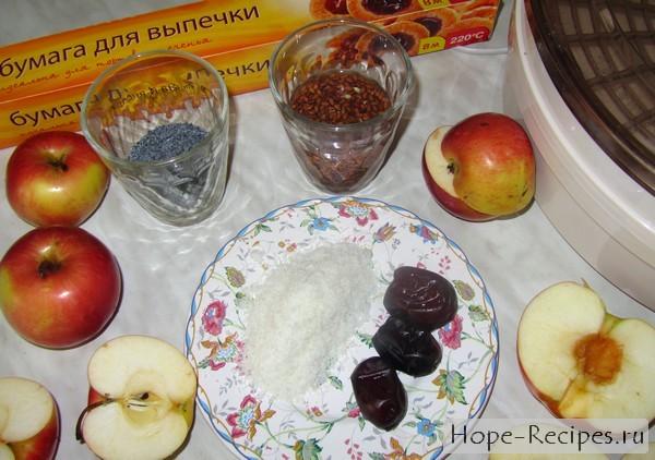 Как приготовить печенье из жмыха