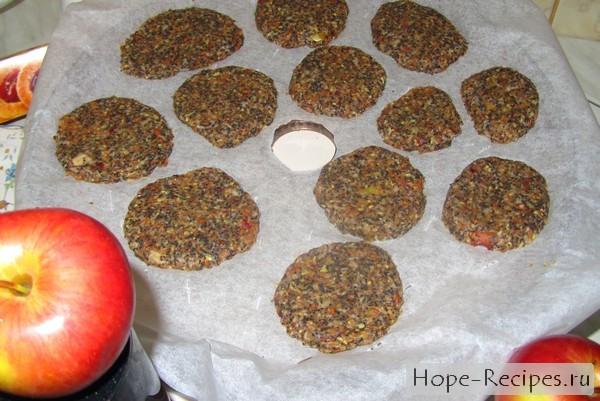 Полезное для здоровья печенье