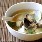 Мисо суп с мидиями