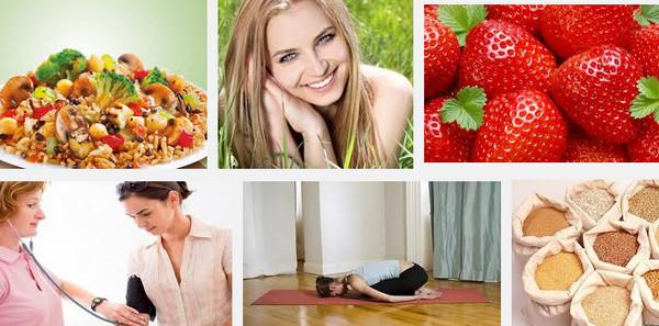 Женское здоровье и питание