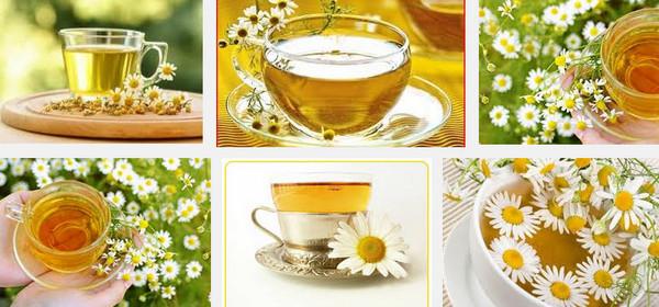 Чай из ромашки для здоровья