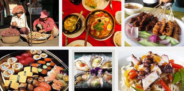 Кухня Юго-Восточной Азии