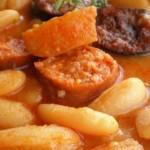 Фабада - суп из белой фасоли
