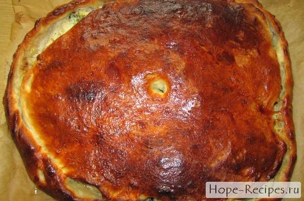 Пирог из щуки - рецепт от мамы