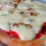 Аппетитная пицца с сыром по-итальянски - готовим сами