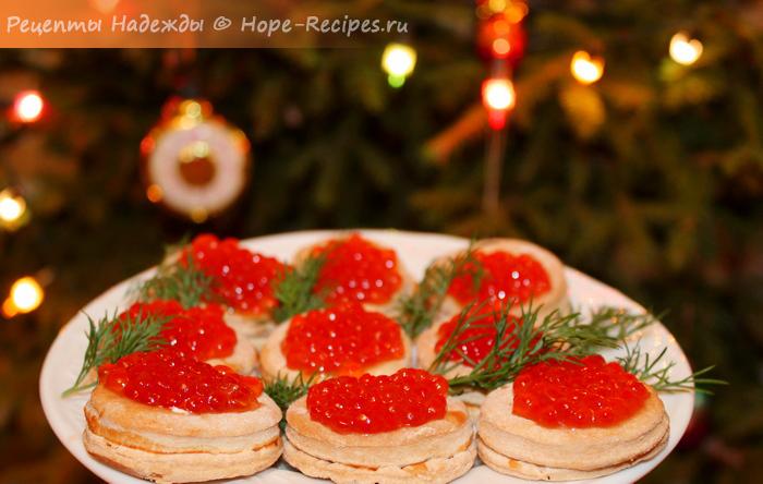 Праздничные рецепты салатов на новогодний стол