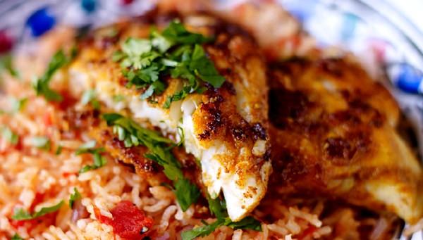 Вкусная рыба по-португальски