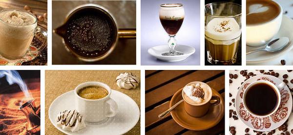 Вкусный зимний кофе