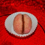 Пошаговый рецепт приготовления домашних пирожных Персики
