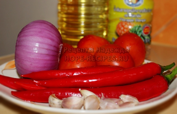 Как приготовить кисло-сладкий чили соус