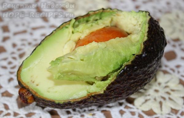 Берем спелый-спелый авокадо, лучше 2 штуки