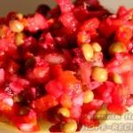 Как приготовить овощной винегрет