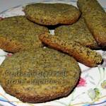 Ароматное и хрустящее песочное печенье с маком и корицей
