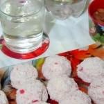 Закуска - шарики из сыра и крабовых палочек