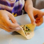 Пирожки с грибами курицей и капустой (дрожжевое тесто)