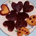 Имбирное печенье в шоколадной глазури