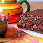 Очень мягкий шоколадно-тыквенный пирог