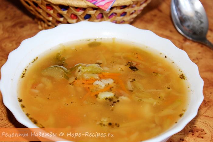 Классический русский суп рассольник (рецепт)