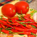Как приготовить чили соус с помидорами
