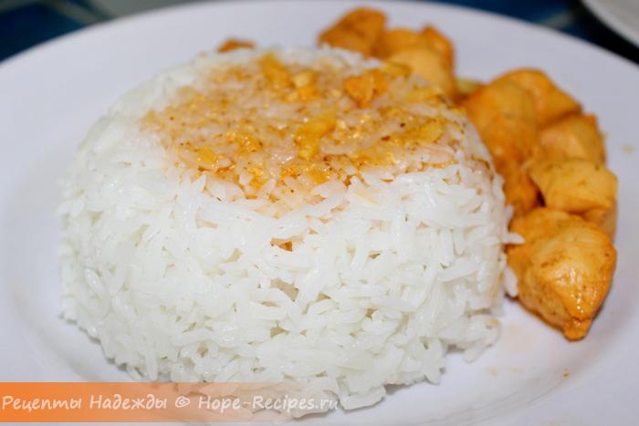 Куриная грудка с рисом рецепты