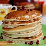 Очень простой рецепт панкейков к завтраку